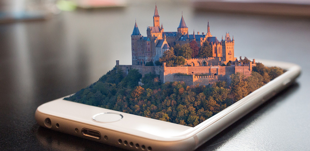 The impact of Augmented Reality (AR) on digital marketing
